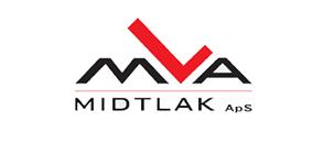 Midtlak ApS logo